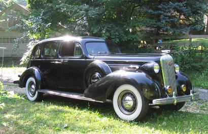 Hank Reus Jr's  1936 Roadmaster