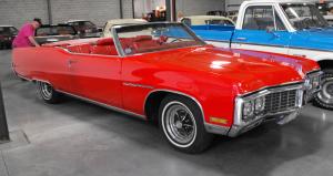 Don Bowman's 1970 Electra