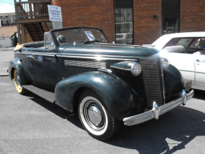 Dick Rochilli's 1937 Special Phaeton