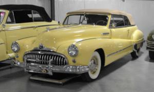 Don Bowman's 1947 Roadmaster