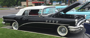 Maurice Hare's 1955 Buick Roadmaster