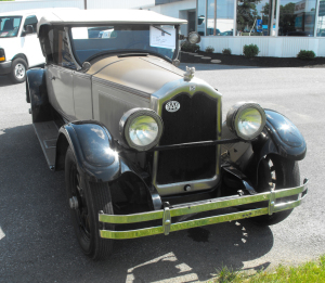 Pete Rambis's 1927 Model 54 Sport Roadster