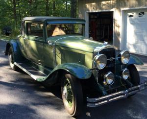 Chuck Hoffmans 1931 8-96S
